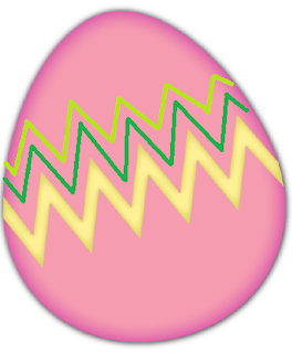 Pink Calico: Easter Egg