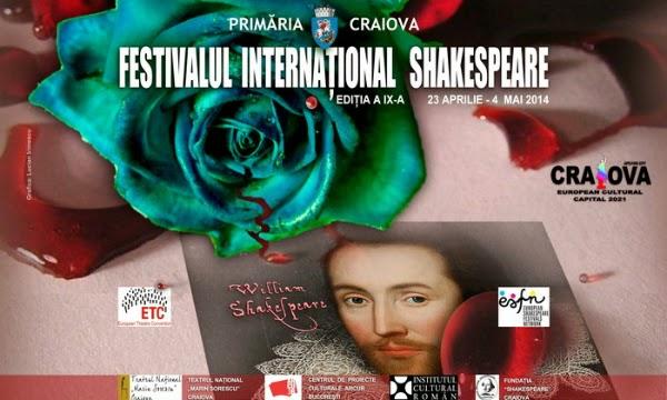 Festivalul International Shakespeare la Craiova