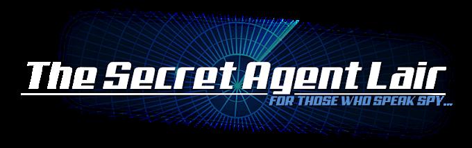 The Secret Agent Lair