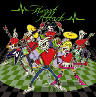 heart attack - defox records 2103