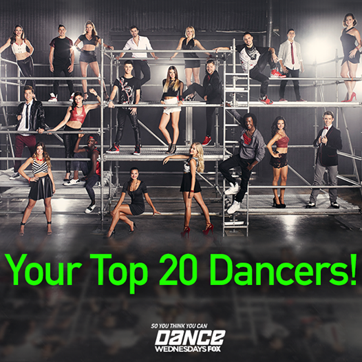 Recap/review of So You Think You Can Dance Season 11 - Top 20 Perform by freshfromthe.com