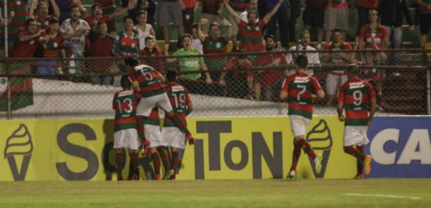 Enfim o G4 - #Portuguesa 4x2 Madureira