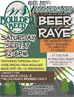 Boulder Beer Rave