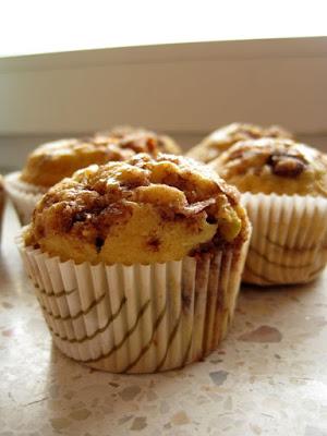 Muffinki Baklava
