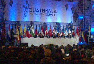 Guatemala Invesment Summit 2013
