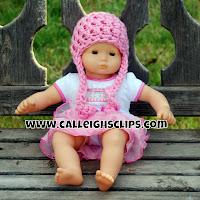 Bitty Baby Hat