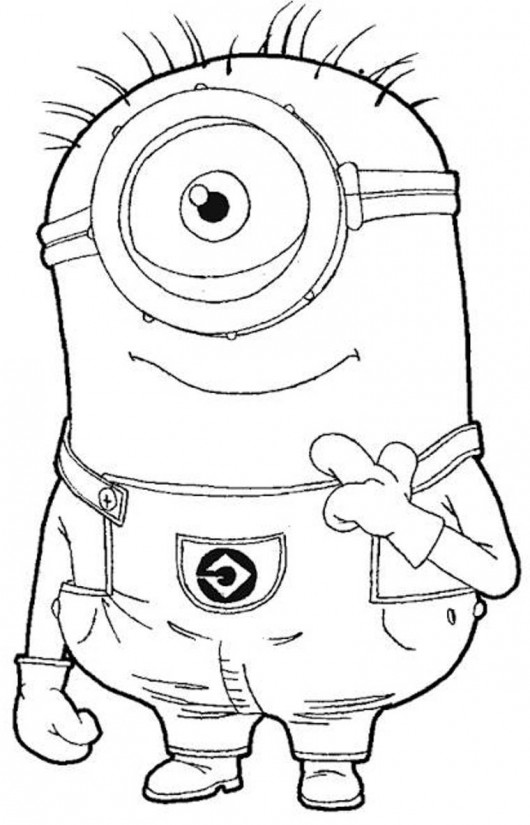 Dibujos de los Minions  Vida Blogger