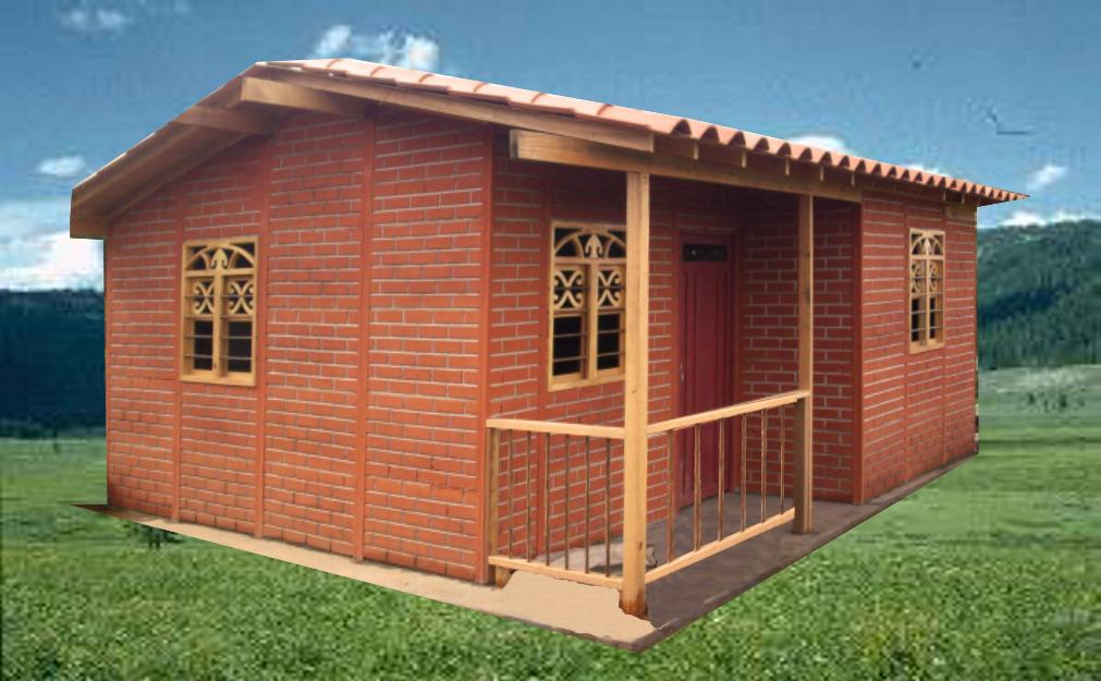 Casas prefabricadas casa real mas de nuestras obras - Viviendas prefabricadas ...