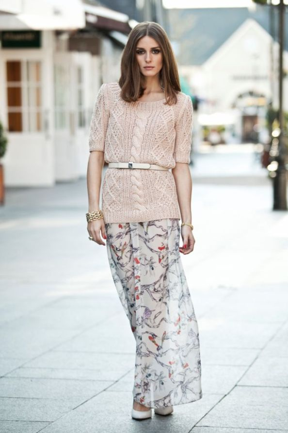 The Olivia Palermo Lookbook Olivia Palermo