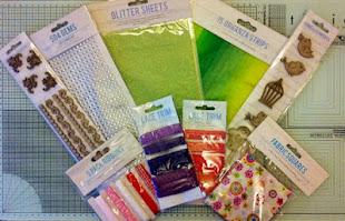 bev's craftspace - Stash Top-up Giveaway!