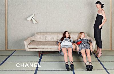 Distorsion-Chanel