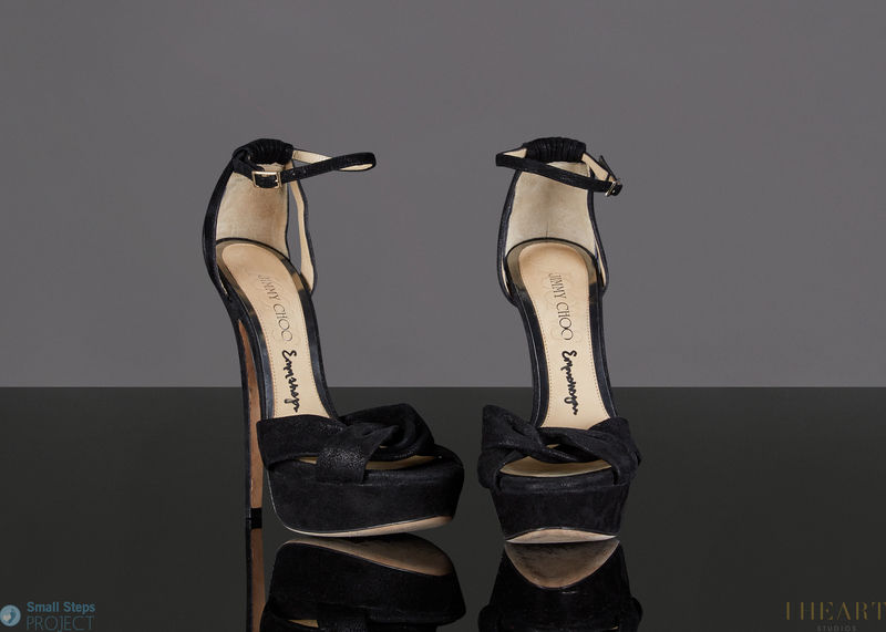 Celebrity shoe auction: a chance to own some famous ...