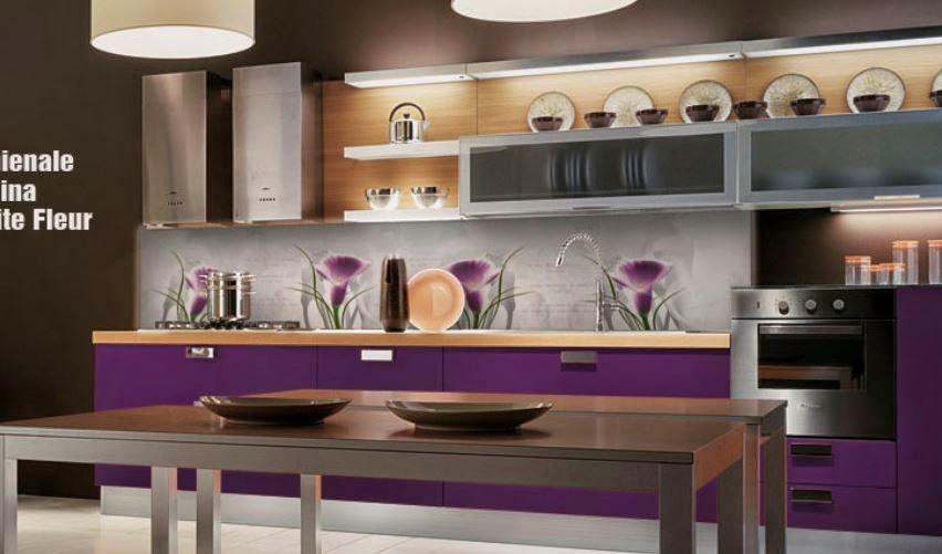 Pannelli per cucine al posto delle piastrelle immagine - Resina in cucina al posto delle piastrelle ...