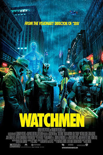 Watchmen (2009) Hindi Dual Audio BluRay | 720p | 480p