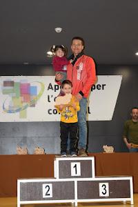 RICARDO IBAÑEZ, CAMPEÓN CIRCUIT CAMP DE TÚRIA 2020