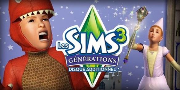 SIMS 3 generation