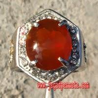 Fire Opal Red