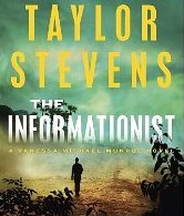 Taylor Stevens, The Informationist, movie, adaptation