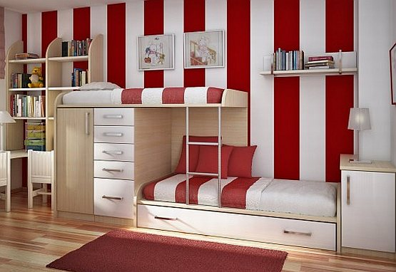 10 Cool Teenage Bedroom Ideas for Your Kids | Living Room Design
