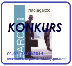 http://czerwonetrampkiksiazki.blogspot.com/2014/01/konkurs.html