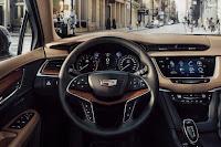 Cadillac XT5 (2017) Dashboard