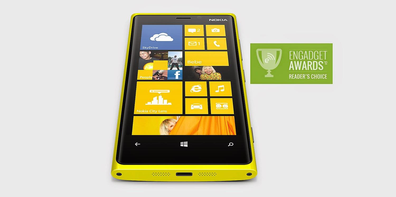 موبايل   Nokia Lumia 920