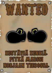Wantedmainos
