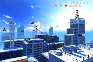 Mirror's Edge iPhone game released by EA, now available for download