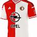 Adidas apresenta novas camisas do Feyenoord