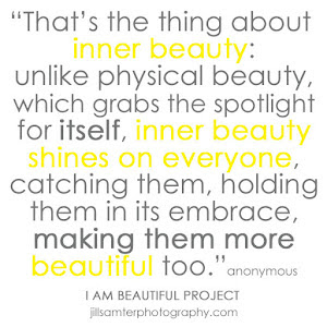 I AM BEAUTIFUL PROJECT motto