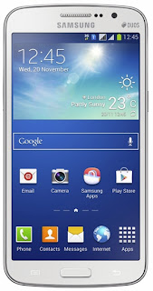 Samsung launches Galaxy Grand 2