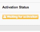 Waiting Activation Libertagia