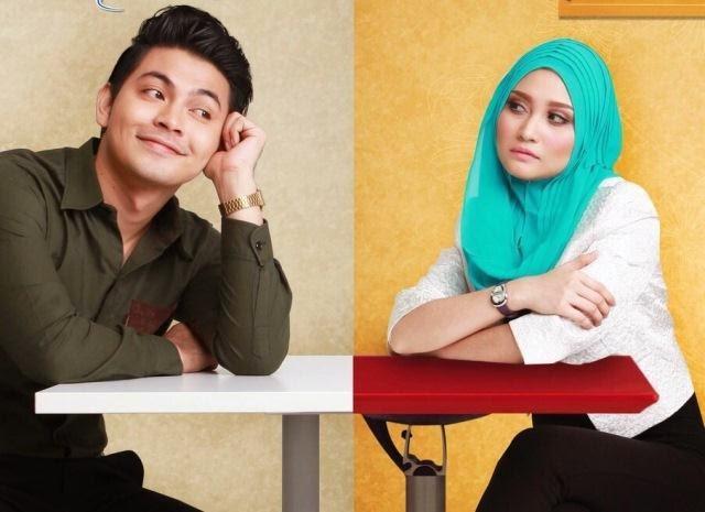 Drama Suami Sebelah Rumah, info, terkini, sensasi, hiburan, izzue islam