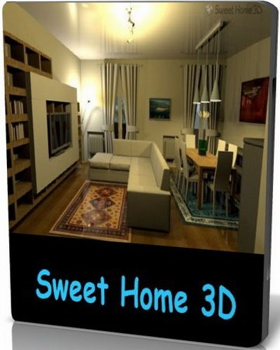 Cracksboss Sweet Home 3d Crack Download: sweet home 3d download