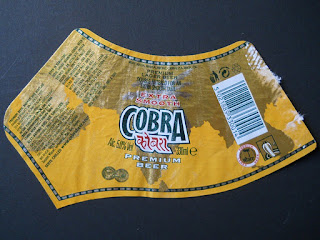 indian beer Cobra