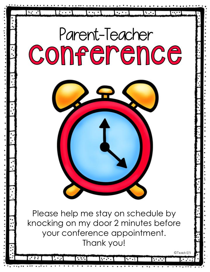 Teach123 - Tips for Teachers: Parent-teacher Conference Tips