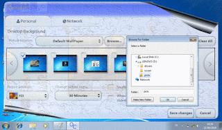 Oceanis Change Background Windows 7 Starter