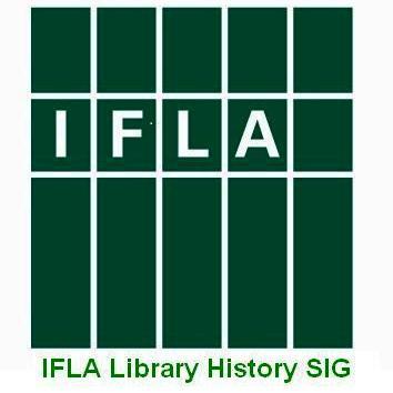 IFLA Library History SIG