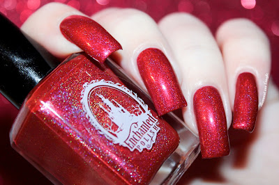Swatch of July 2014 by Enchanted Polish