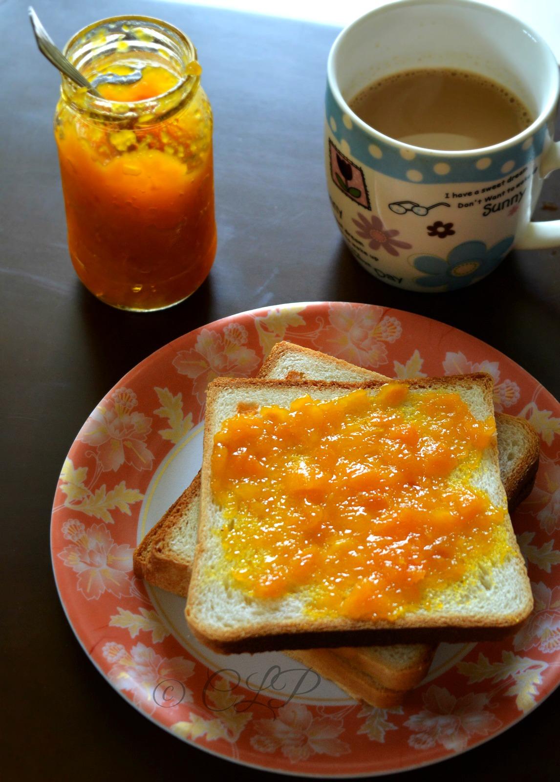 Sweet Mango Jam