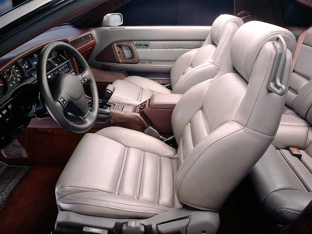 Toyota Supra, MK3, MA70, GA70, JZA70, japoński sportowy samochód, coupe, RWD, R6, wnętrze, interior