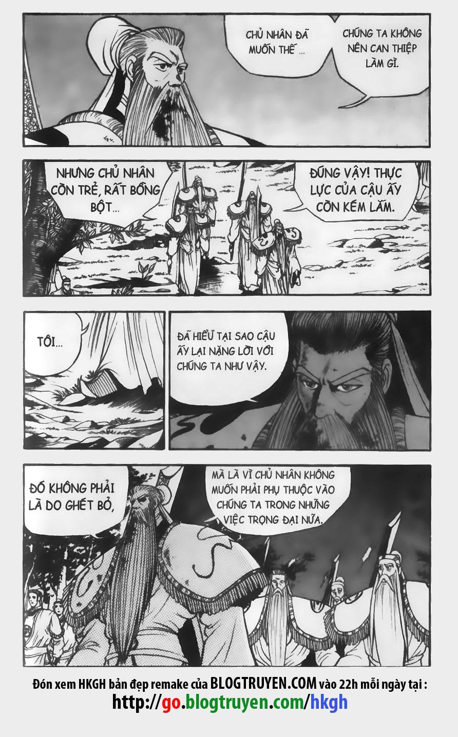 Hiệp Khách Giang Hồ trang 13