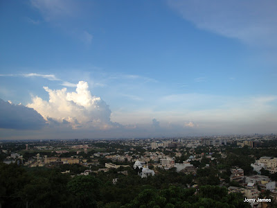 View From St Thomas Mount Chennai
