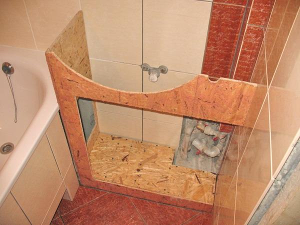 Тумбочка под умывальник в ванную своими руками