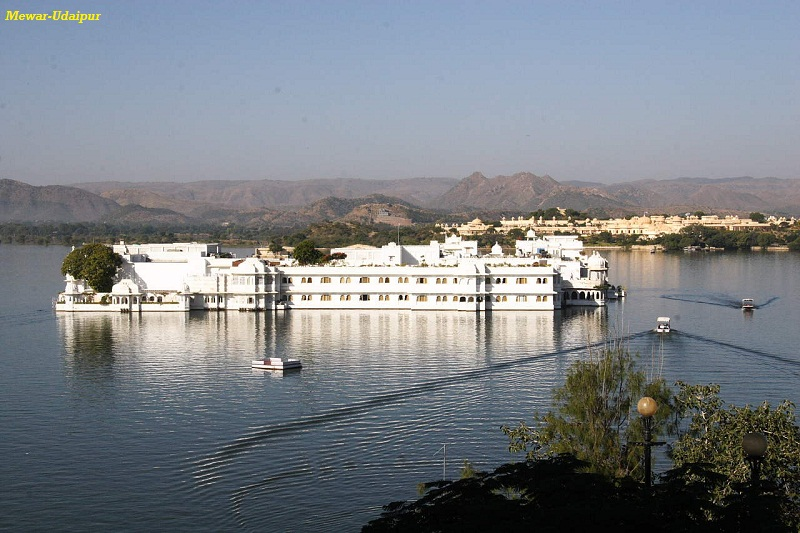Tourist Attraction India Udaipur Rajasthan Tourism