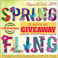 STAMPlorations Spring Fling