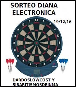SORTEO DIANA ELECTRONICA