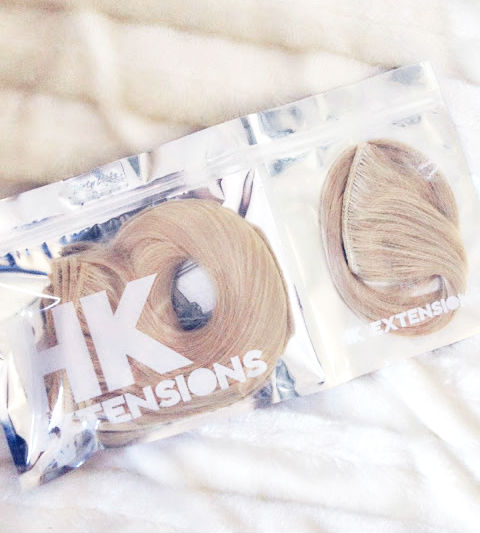 The Dirty Looks Hair Extensions Review Paparazzi Highlights