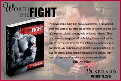 https://www.goodreads.com/book/show/18080889-worth-the-fight