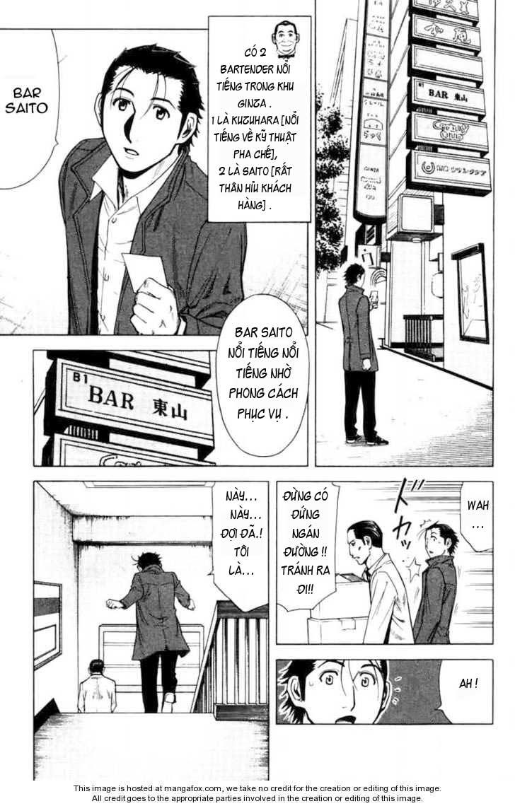 Bartender chap 16 Trang 3 - Mangak.info